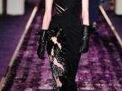 Versace porta stile anni Cinquanta Haute Couture