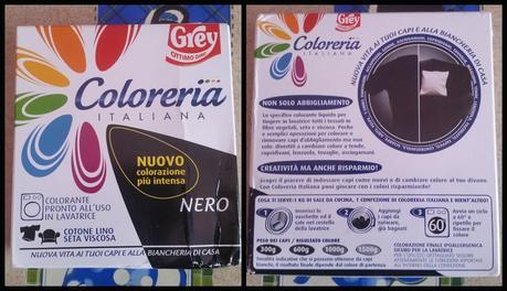 Coloreria italiana un arcobaleno di colori per i tessuti for Lavatrice low cost
