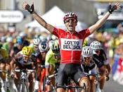 Tour France 2014, Gallopin conquista l'11a tappa