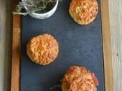 scones Parmigiano Reggiano rosmarino