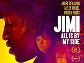 Side: biopic Jimi Hendrix