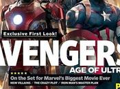 Avengers: Ultron sulla cover Entertainment Weekly