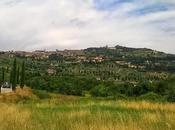 Sotto sole della Toscana: visitando Cortona