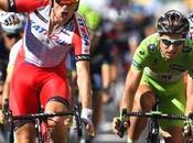 Tour France 2014, Vince Kristoff davanti Sagan
