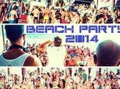 Samsara Beach Gallipoli, news 2014: beach party, balla anche notte (dal martedi' venerdi') Praja.