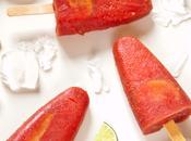 Bloody mary popsicles: ghiaccioli salati pomodoro, tabasco vodka