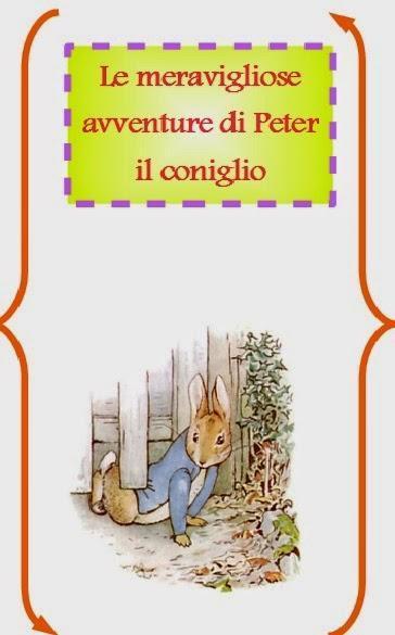 PETER RABBIT, UNA DELLE 12 FIABE IN CERCA D'AUTORE... 20 luglio, la Fiaba che invoglia !!!