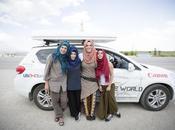 7MML Around World 2014-2015 macchina attraverso l'Iran