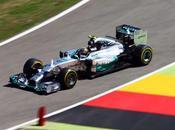 Germania 2014. Ultime libere Nico Rosberg Mercedes