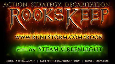 Rooks Keep - Il video di Greenlight