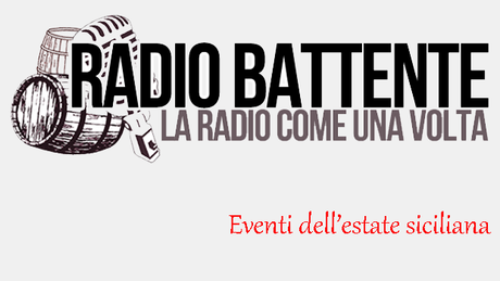 Logo Radio Battente - Eventi