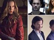SPOILER Arrow, Agents SHIELD, Supernatural, Vampire Diaries, Following Last Ship