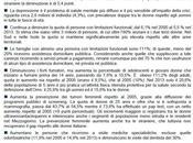 Istat: tutela della salute accesso alle cure, 2003