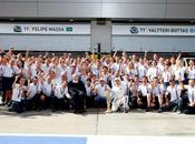 Gran Premio d'Austria incorniciare team Williams