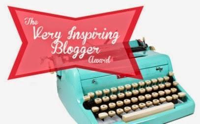 The very inspiring blogger award