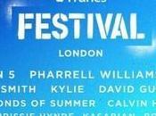 Annunciato l'ottavo iTunes Festival Londra