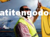 #Costatitengodocchio Osservatorio #Legambiente #Greenpeace sullo spostamento della #Concordia