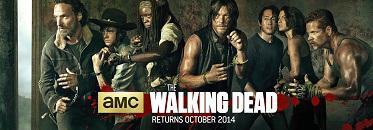"""""""The Walking Dead nuova immagine promozionale protagonisti manette"""