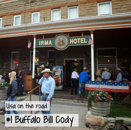 Usa on the road: #1 Buffalo Bill Cody