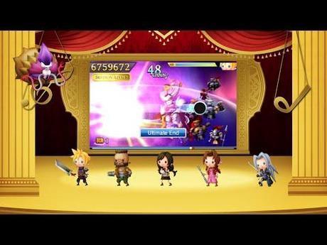 Theatrhythm Final Fantasy: Curtain Call – Legacy of Music: Final Fantasy VII