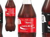 Novità colosso Coca Cola: #dilloconunacanzone