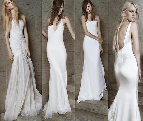 La collezione Vera Wang sposa 2015 - Paperblog 63a8028a342