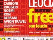 Leuciana Summer Festival 2014: concerti grandi artisti euro