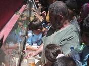 Gaza, Iraq, Siria. Quando l'acqua usata come strumento guerra
