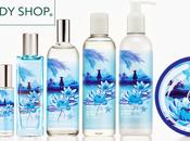 Body Shop, Linea Fijian Water Lotus Preview