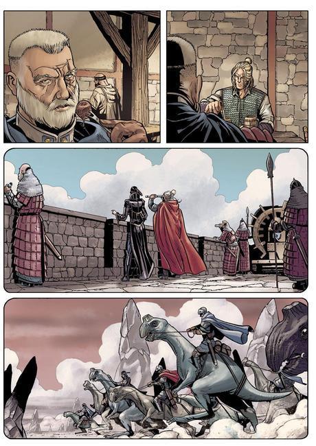 Intervista a Stefano Vietti: riflessioni su Dragonero e il fantasy bonelliano   Stefano Vietti Sergio Bonelli Editore Dragonero