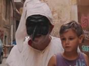 Video. messaggio Pulcinella alla città Napoli