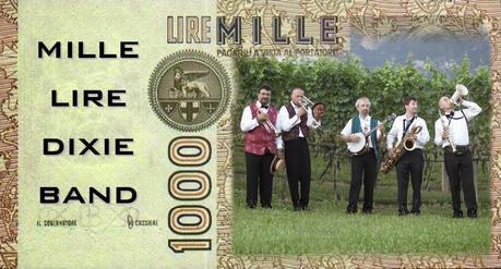 Chi va con lo Zoppo... non perde Mille Lire Dixieland Band e Pino Dieni al TrentinoInJazz giovedì 24 luglio