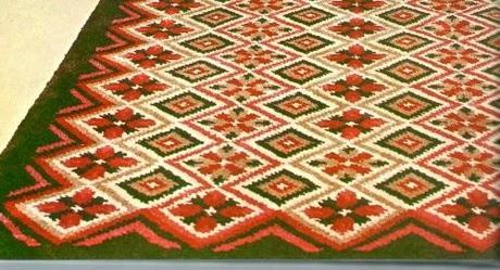 Fai da te: Il tappeto con il nodo Ghiordes_2 - Paperblog