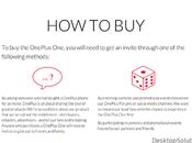 Ecco come acquistare immediatamente OnePlus One!
