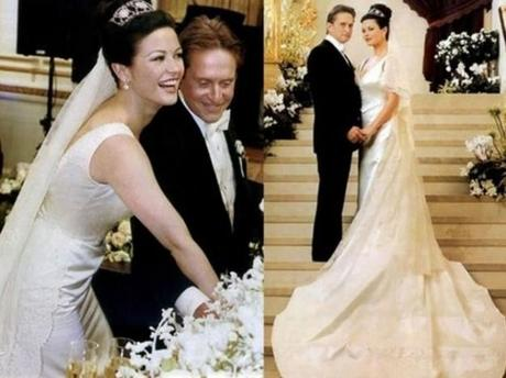 abito-del-matrimonio-catherine-zeta-jones