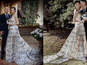 abiti sposa scelti dalle celebrities