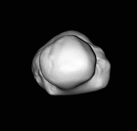 ESA Roseta: cometa 67P nuovo modello
