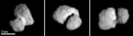ESA Rosetta 67P OSIRIS NAC 20 luglio 2014