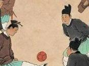 Nascita sviluppo gioco calcio