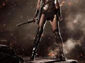 Primo scatto Wonder Woman