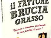 LIBRO: Fattore Brucia Grasso RECENSIONE