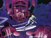300: Stan Jack Kirby L'arrivo Galactus Fantastici Quattro)