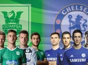 Diego Costa buona prima: Chelsea batte l'Olimpija Ljubljana