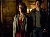 """SDCC: """"The Vampire Diaries (calda) azione Steroline Alaric, dolore Elena molto altro"""