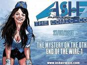 """nuovo Comics: """"Ash Airways Comic com"""""""