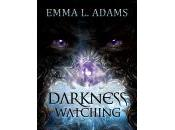 Cover Re-Reveal #33: Darkness Watching, Emma Adams