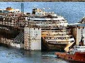 relitto della Costa Concordia porto demolizione...