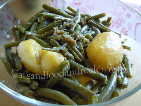 Cucinare con l 39 acticook fagiolini e patate all 39 aceto e dragoncello paperblog - Cucinare i fagiolini ...