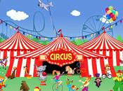 Benvenuti circo lavoro.