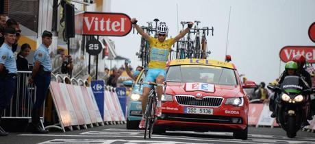 Tour de France 2014, il trionfo di Vincenzo Nibali